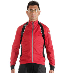 assos rS.sturmPrinzEVO Jacket Herren national red